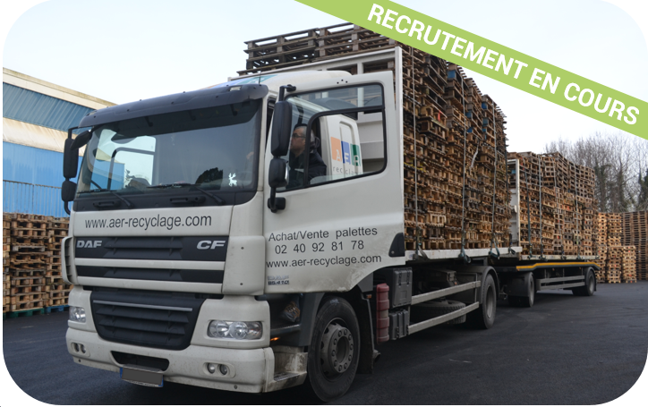 photo recrutement aer recyclage chauffeur